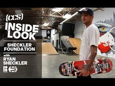 INSIDE LOOK I SHECKLER FOUNDATION with Ryan Sheckler - http://DAILYSKATETUBE.COM/inside-look-i-sheckler-foundation-with-ryan-sheckler/ -   SHOP CCS: http://shop.ccs.com/ CCS team rider Ryan Sheckler gave us an Inside Look into the newest location of the Sheckler Foundation and his private skatepark. Congrats on the 15 years with... - foundation, Inside, look, ryan, sheckler