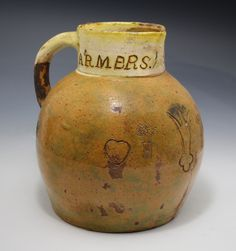 Devon Pottery England c1825