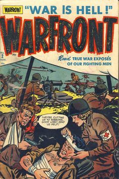 War Comics For Veterans Day