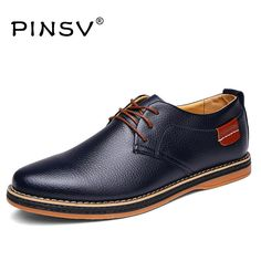Men Flats Shoes Luxury Brand PU Leather Shoes Men Flats Black Oxford Shoes For Men Zapatos Hombre Sapatos Masculino