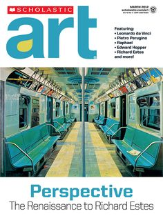 Scholastic Art - Perspective issue March 2012