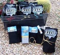 Ride Skin Care Sun Time Essential Tool Kit by Ride Skin Care. $30.00. Perfect for that Sun Time Ride!. 1 - Rider's  Balm - Lip Protection, SPF 18, Provides soothing, moisturizing protection for road-ravaged lips, Lightly-flavored formula glides on smooth, Moisturizes and replenishes with coconut oil, olive oil, beeswax, calendula, and candelilla, Soothes with echinacea.. Ride Skin Care's Sun Time Tool Kit includes these essential products in a custom made RIDE tool bag:. 1 - R...