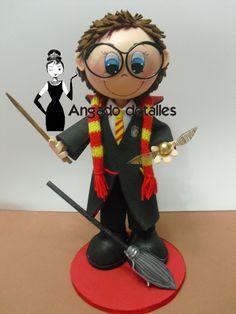 harry potter moldes fofuchos - Buscar con Google