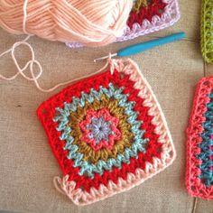 v-stitch square