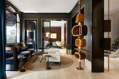 Обновленный отель Montalembert в Париже