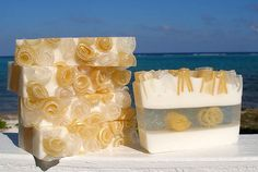 Purity Handmade Soap with Jasmine - $3.99