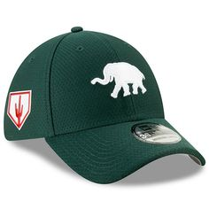 official photos cbc79 91e05 Men s Oakland Athletics New Era Green 2019 Spring Training 39THIRTY Fitted  Hat, Your Price