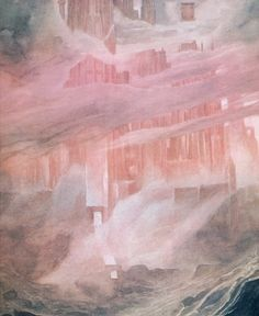 BARAD-DUR BY ALAN LEE