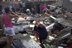 Matthew, la devastación en Cuba - Proceso