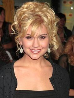 Wedding Updo Hairstyles For Medium Length Hair | ... Hairstyles on the Red Carpet in 2011 | Updos for medium length hair