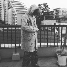 #_OMA#overdrawing#coat#denim#softs
