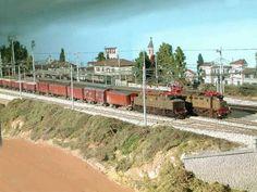 Carlo Borra - Roveto sul Mare Modelismo Ferroviário Italiano