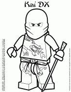 Ninjago Masters Of Spinjitzu Coloring Page