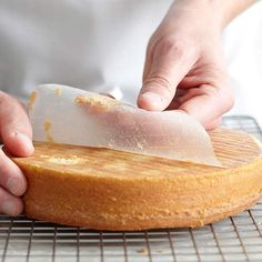 How to bake and frost a cake