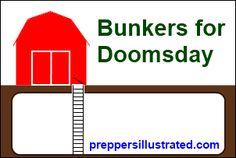 Doomsday Bunkers TV Show
