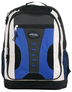 Urban Sport Multipurpose School Book Bag   Outdoor Backpack - Blue  May Be  Of Interest  aeb7bf35a4903