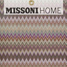 Missoni Home Zig Zag Multicolore Wallpaper - Orchid/Cream/Copper [MIS-43430] Missoni Wallpaper | Color: Purples | DesignerWallcoverings.com | Luxury Wallpaper | @DW_LosAngeles | #Custom #Wallpaper #Wallcovering #Interiors
