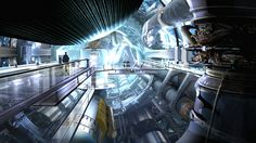spaceship engine room - Google Search