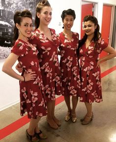 Find the Perfect Dress for Swing Dancing at Loco Lindo