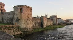 A Passion For Cards: King John's Castle, Limerick