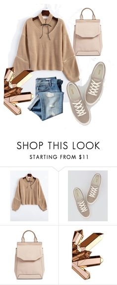 """""""Untitled #812"""" by aaisha123 ❤ liked on Polyvore featuring rag & bone and Gap"""