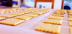 Cookie cutter dough