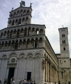 Chiesa S.Michele, Lucca