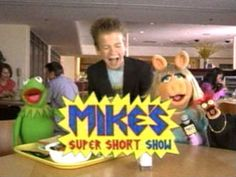 """You watched the original Mike's Super Short Show. From the """"Old"""" Disney Channel#Repin By:Pinterest++ for iPad#"""