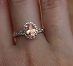 Google Image Result for http://bios.weddingbee.com/pics/206805/oval_halo_peach_sapphire_rose_gold_split_shank_diamond_micropave_ring_1.png