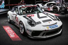 Porsche 911 GT3 cup #MondialAuto