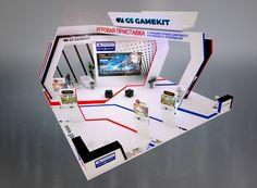GS Gamekit/Igromir2016 by Juliya Safonova at Coroflot.com