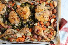 One Pan Roasted Chicken with Root Vegetables_main