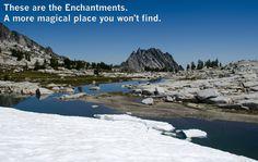 The Enchantments - moosefish.com