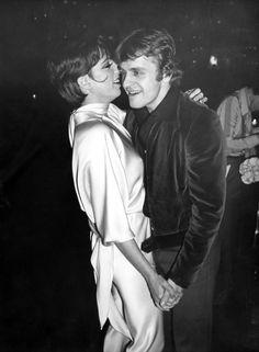 Liza Minnelli and Mikhail Baryshnikov at Studio 54 1977
