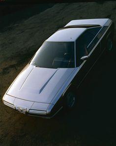Alfa Romeo Alfa 6 Bertone Delfino, 1983.