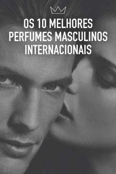 perfumes, masculinos, internacionais