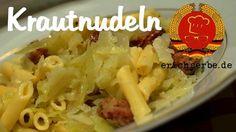 DDR Rezept: # 194 Krautnudeln - YouTube