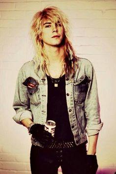 Duff McKagan Beberrao  Girafa loira :3