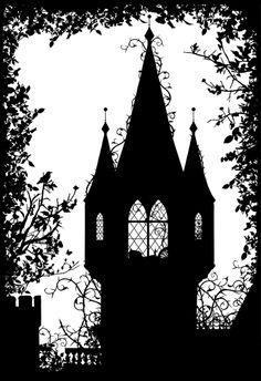 Sleeping Beauty - Laura Barrett Freelance Illustrator - Portfolio