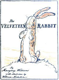The Velveteen Rabbit - The original Toy Story? Great children's book that highlights the power of imagination and hope. [1922]