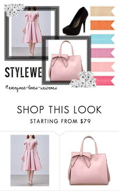 """""""Stylewe I/1"""" by a-camdzic ❤ liked on Polyvore featuring Michael Antonio"""