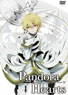 Oz, Pandora Hearts