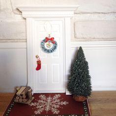Las auténticas puertas para el ratoncito perez españolas,puertas ratón perez,regalo original niños.Toothfairy door,baby deco,kids deco trends. Christmas decoration kids
