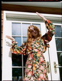 Madison Stubbington  by Jens Ingvarsson Vogue Ukraine