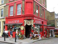 Alice's Antique Shop - London