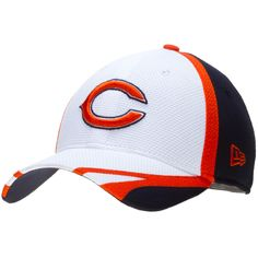 8721f2b2cca Chicago Bears 2014 Training Camp 39Thirty Fitted Flex Hat by New Era