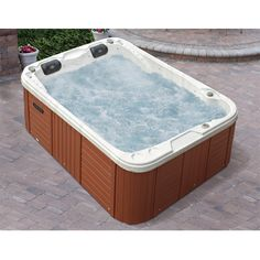 The outdoor spa pools for sale at INEX Outdoor Entertaining is what you can't resist yourself from buying. Order these luxurious spa pools for your garden or courtyard at very competitive rates. Outdoor Spa, Outdoor Living, Outdoor Decor, Shell Structure, Buy Suits, Get Toned, Outdoor Entertaining, Multifunctional, Workout Programs