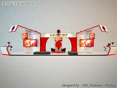 """Check out this @Behance project: """"Stand exhibition...for ELECTROTHERM company"""" https://www.behance.net/gallery/41982493/Stand-exhibitionfor-ELECTROTHERM-company"""