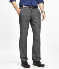 men's suit pant grey plaid Dress Up Outfits, Dress Pants, Men's Pants, Mode Masculine, Stylish Men, Stylish Outfits, Fashion Pants, Mens Fashion, Man Dressing Style