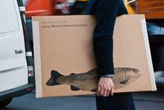 Gavin Martin Colournet bag, by Magpie Studio